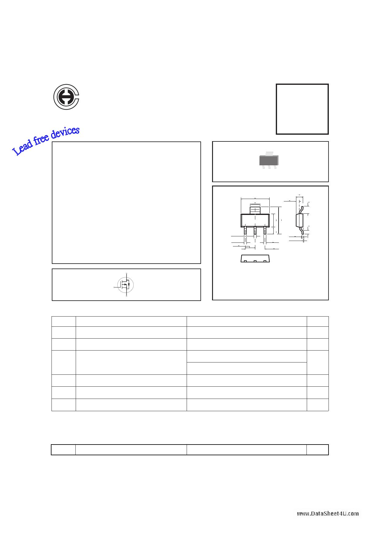 CHM4435AZPT دیتاشیت PDF
