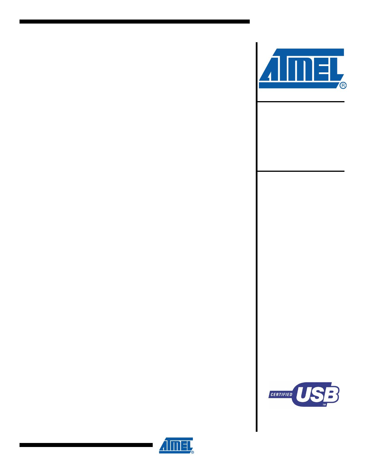 AT89C5131A-M datasheet