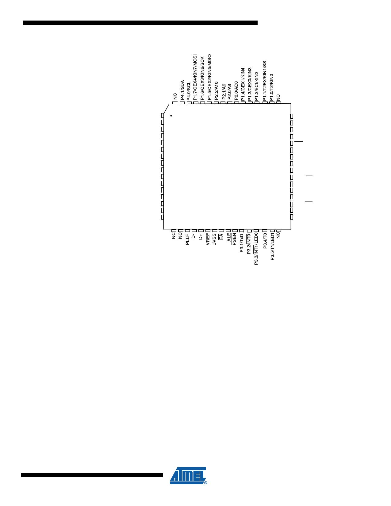 AT89C5131A-M pdf