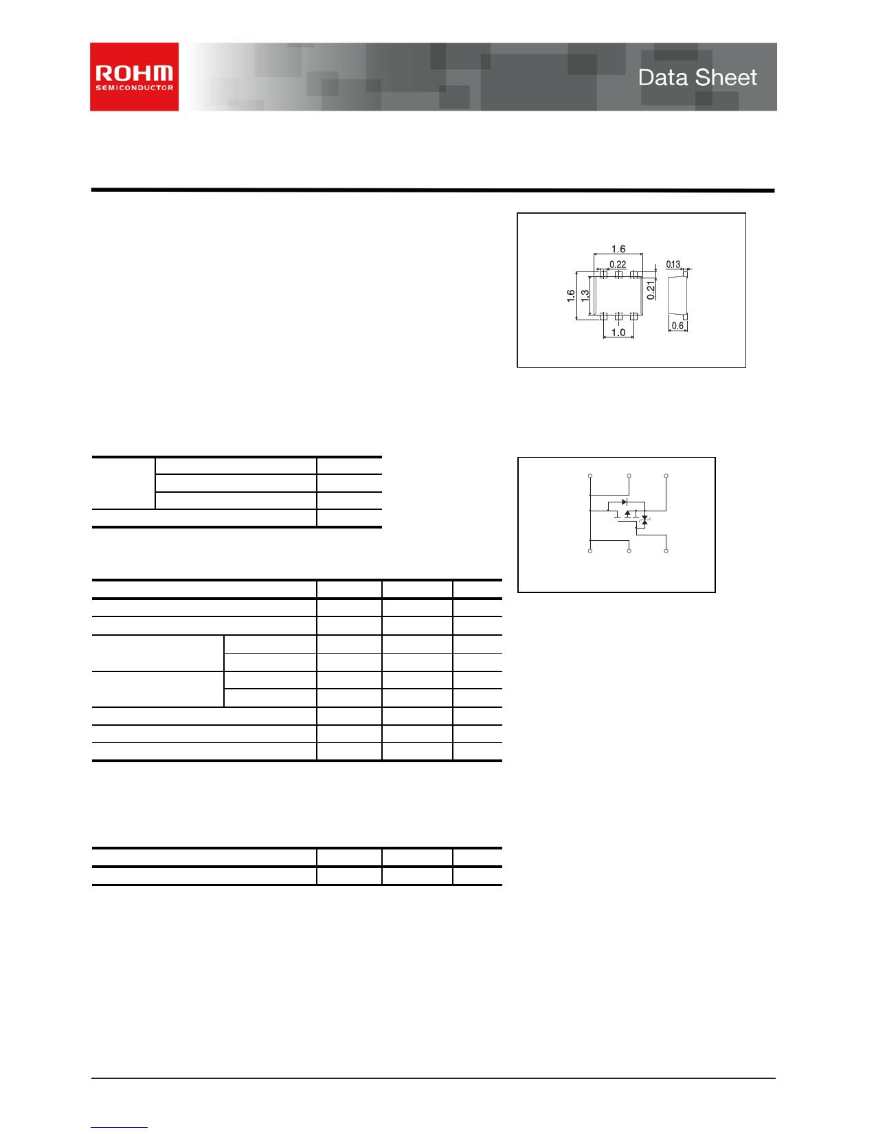 RW1A025ZP Datenblatt PDF