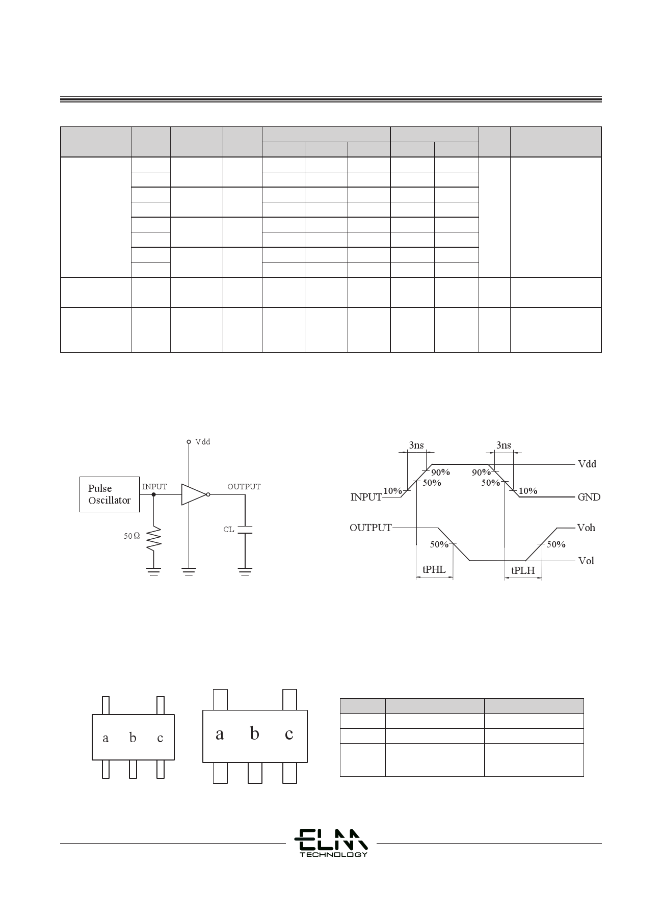 ELM7SHU04TB pdf, ピン配列
