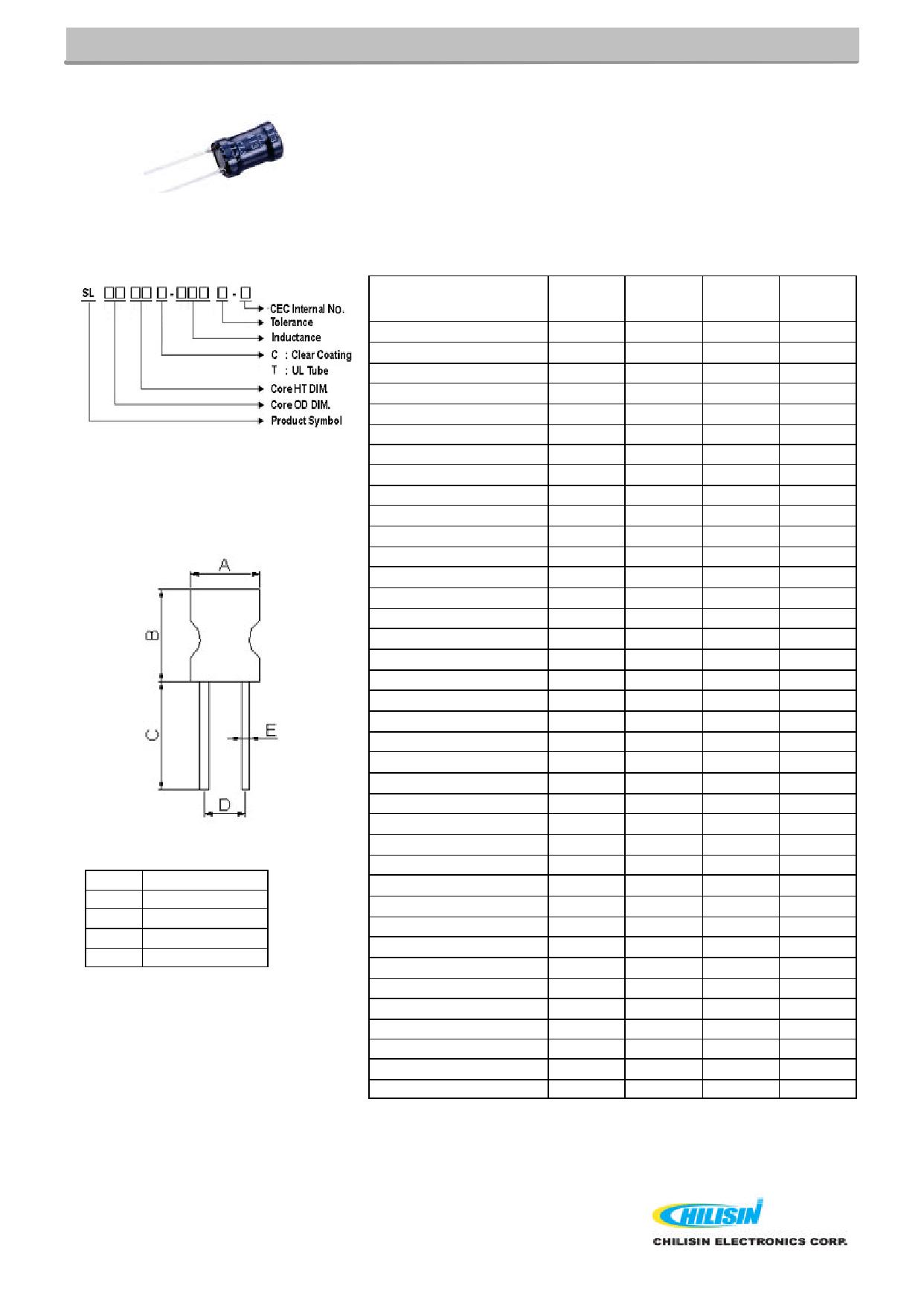 SL1016 데이터시트 및 SL1016 PDF