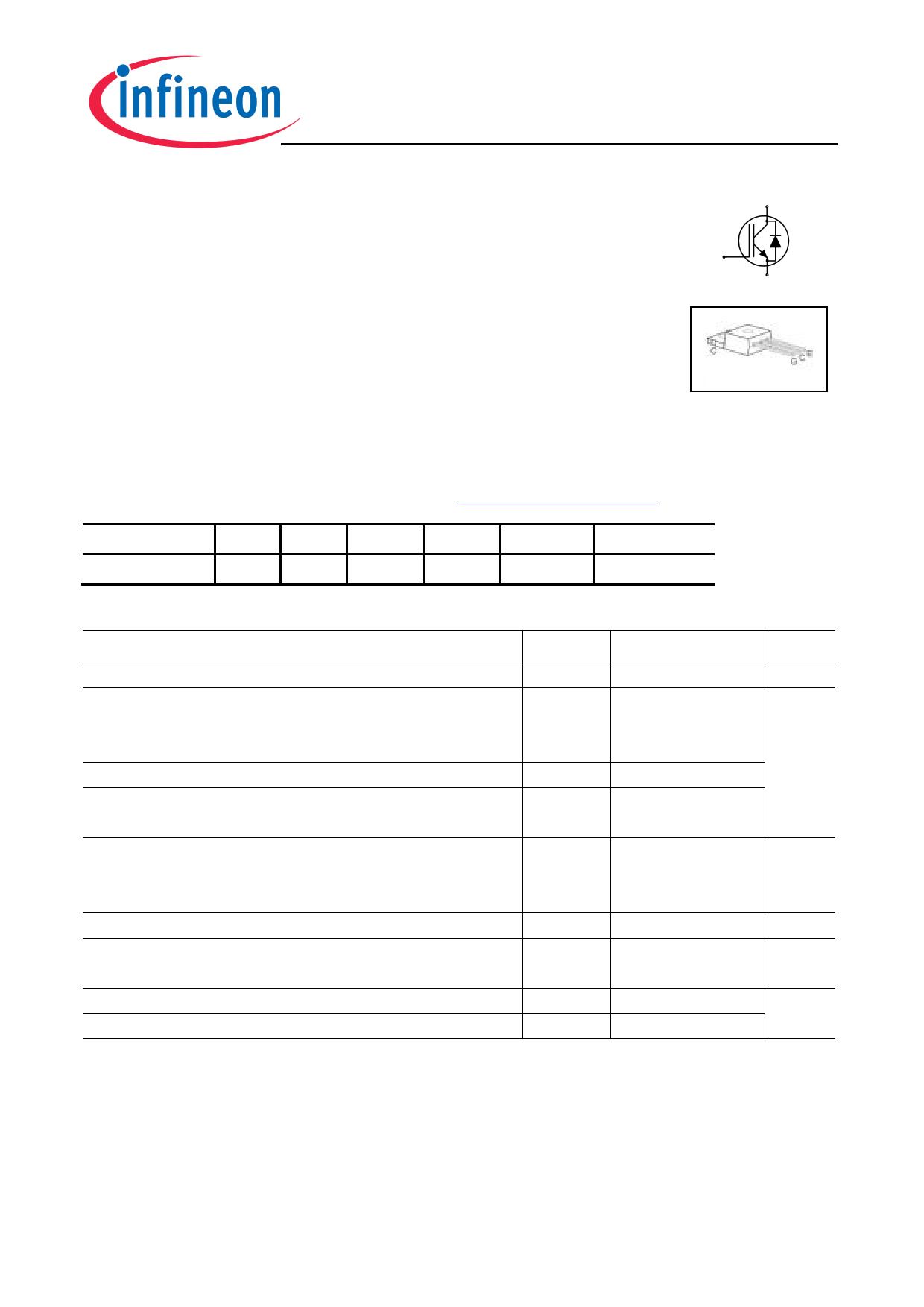 IKP01N120H2 Datasheet, IKP01N120H2 PDF,ピン配置, 機能