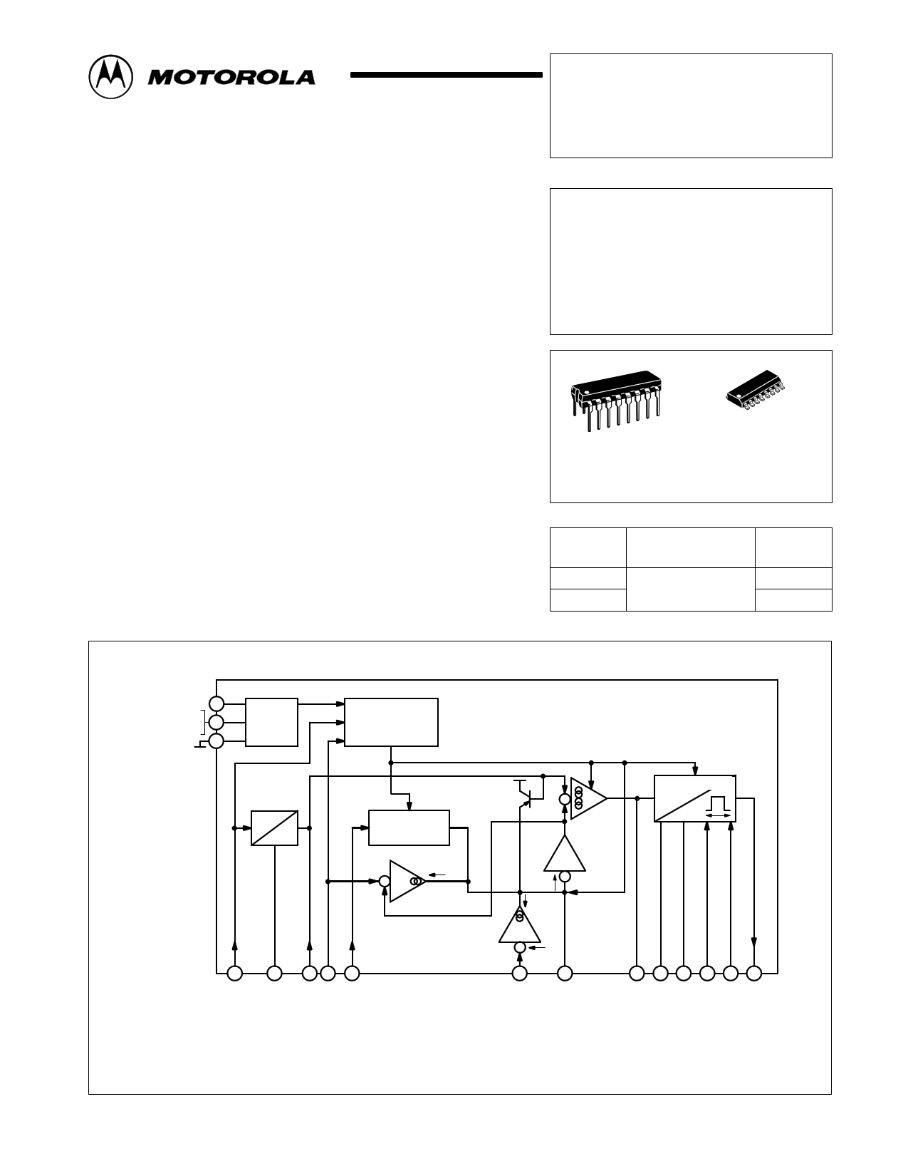 tda1085 datasheet pdf   pinout