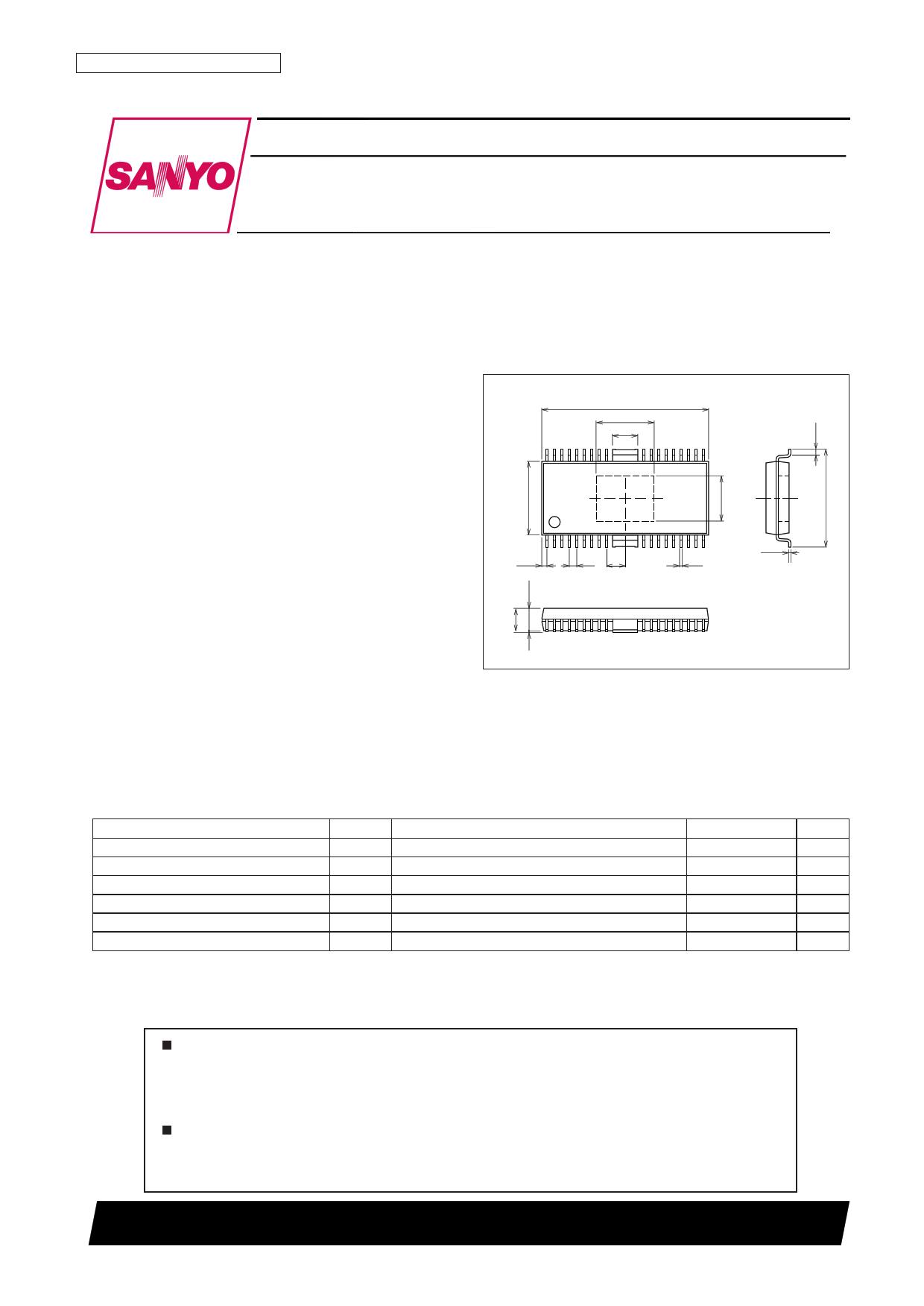 LB1876 datasheet