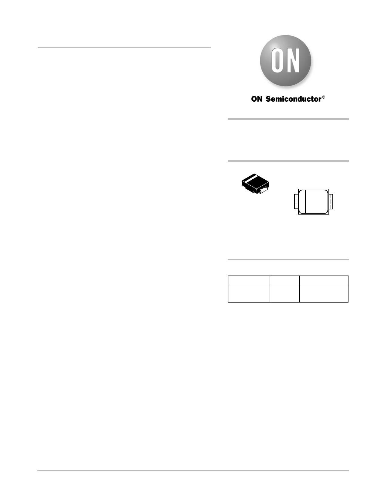 NRVBA140T3G دیتاشیت PDF