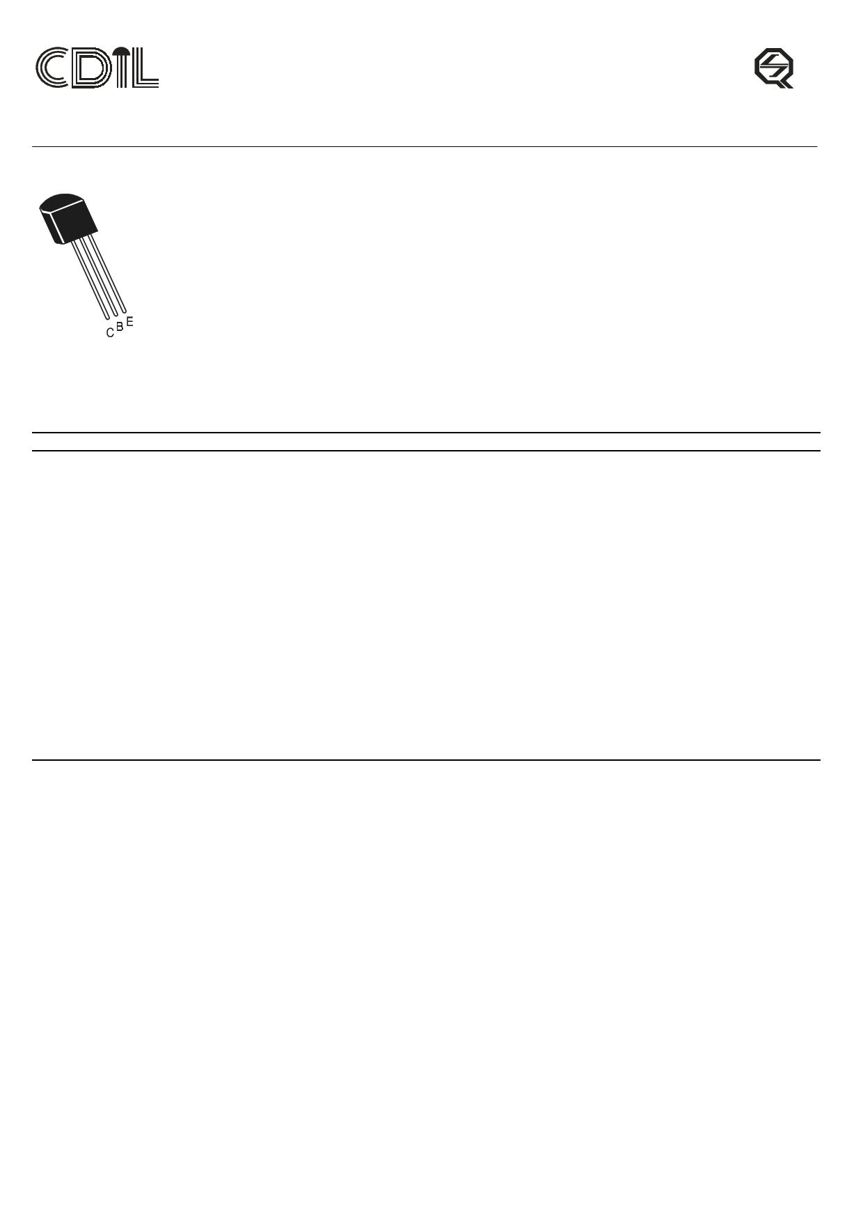 BC446A 데이터시트 및 BC446A PDF