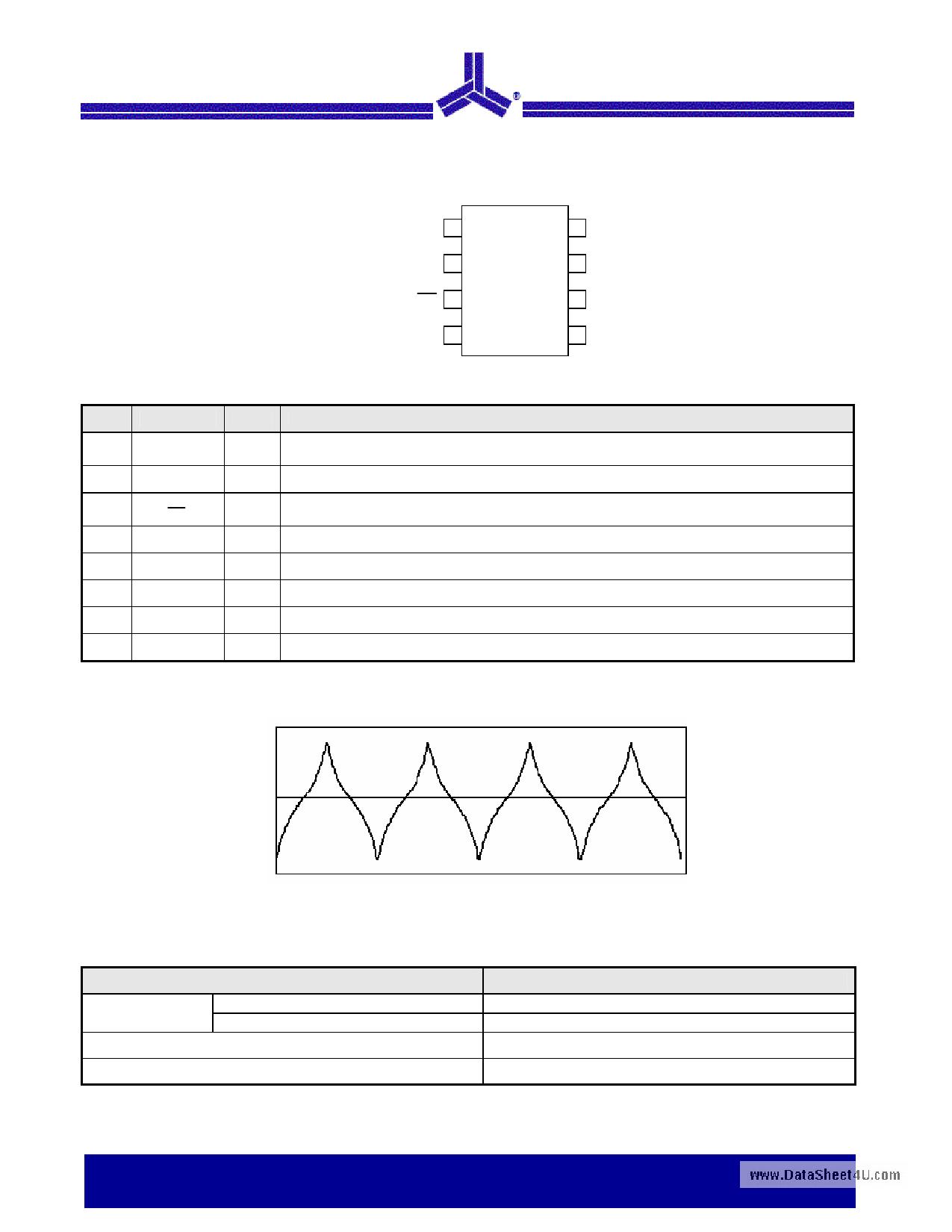ASM3P2760A pdf, ピン配列