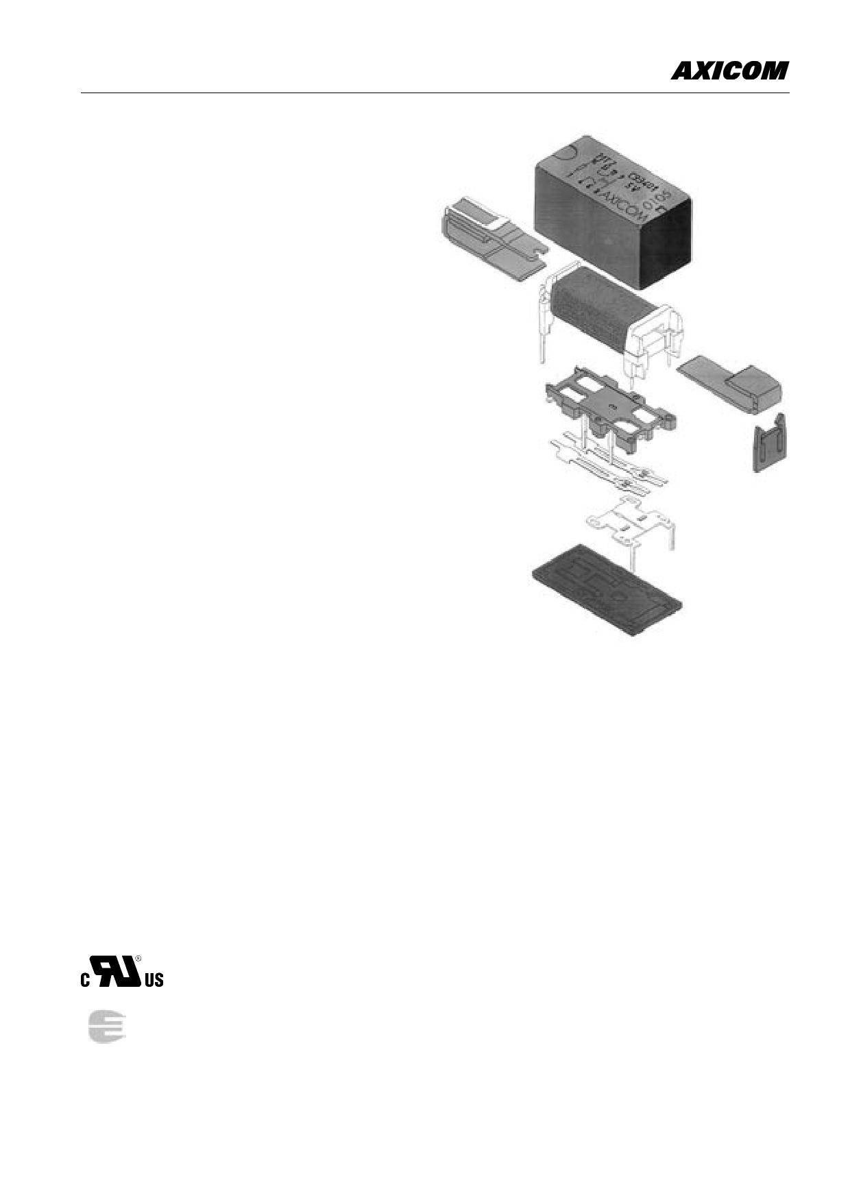 5-1462000-5 Даташит, Описание, Даташиты