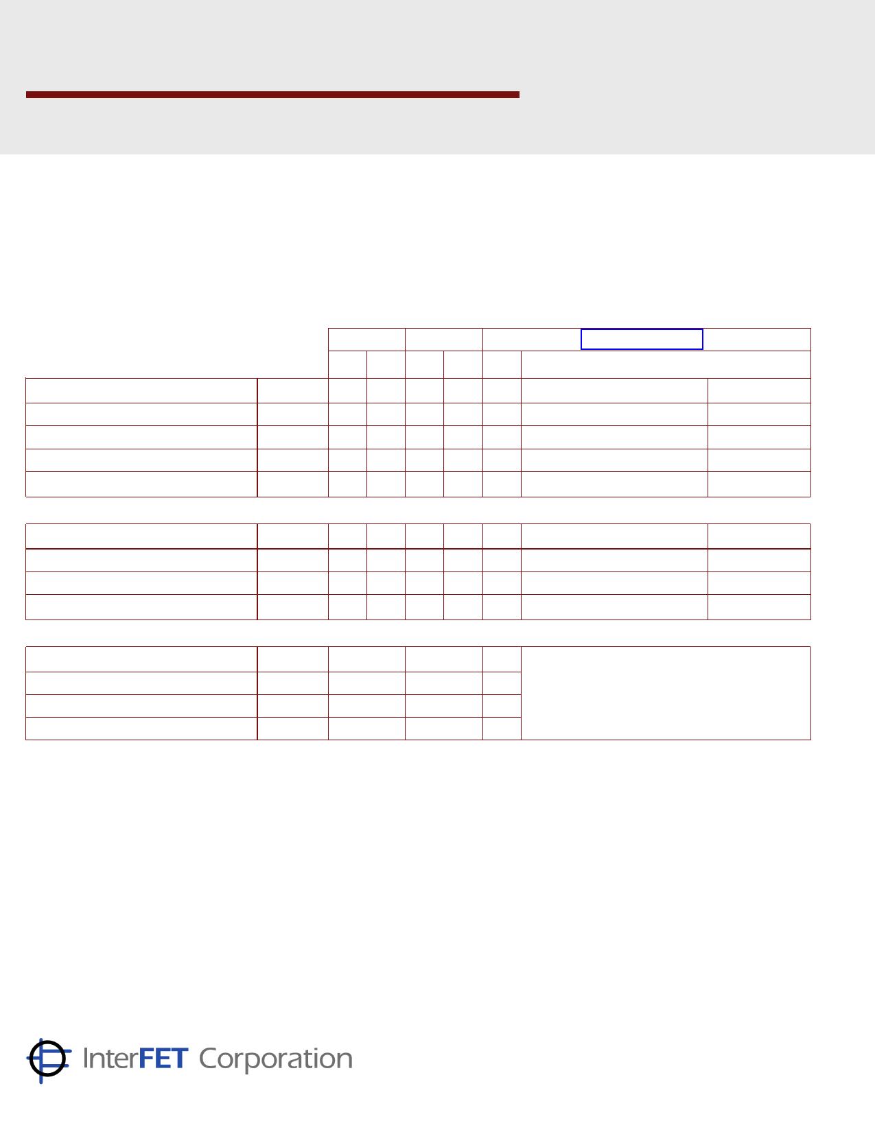 J110A datasheet