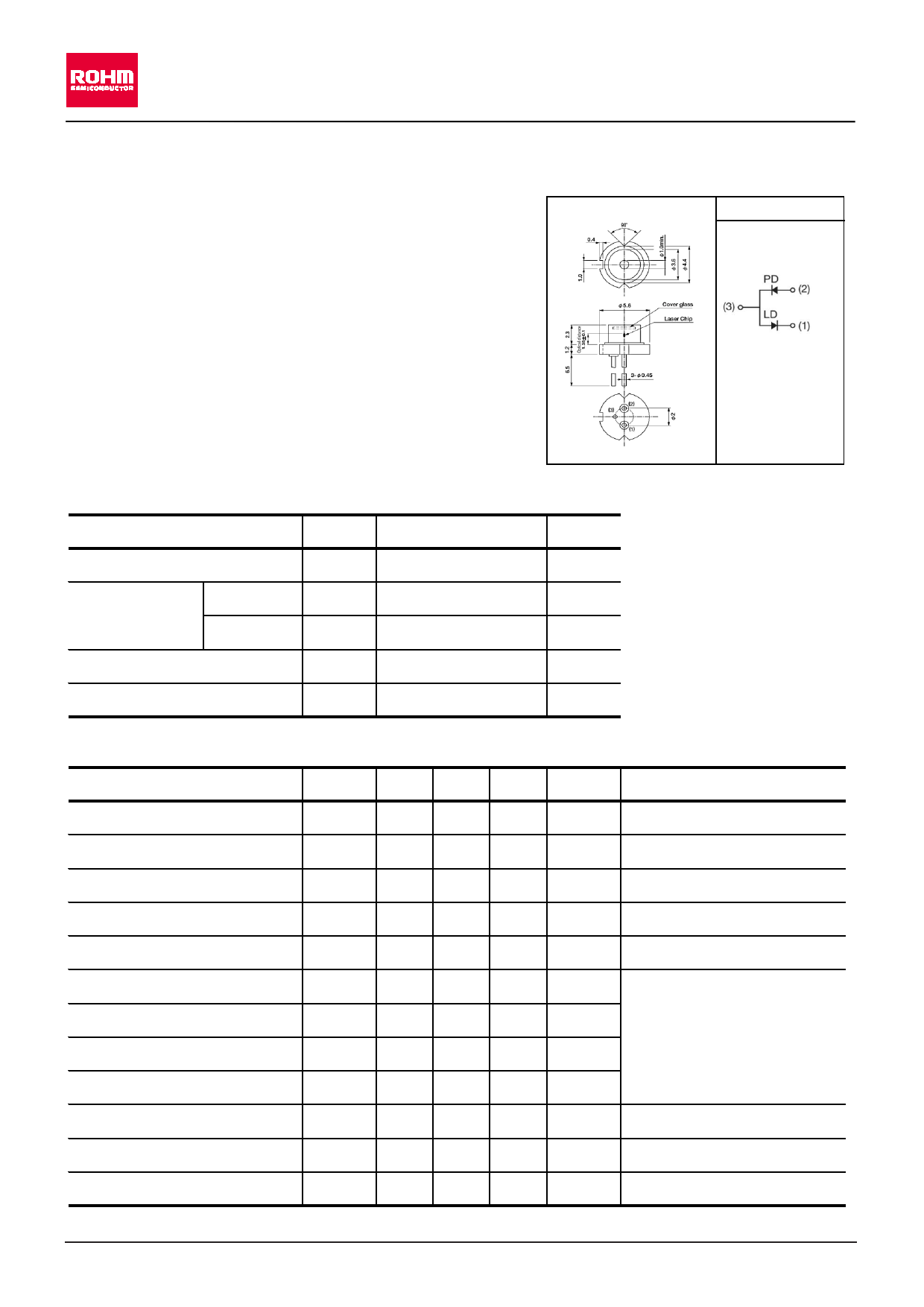 RLD78NZM5 Datenblatt PDF