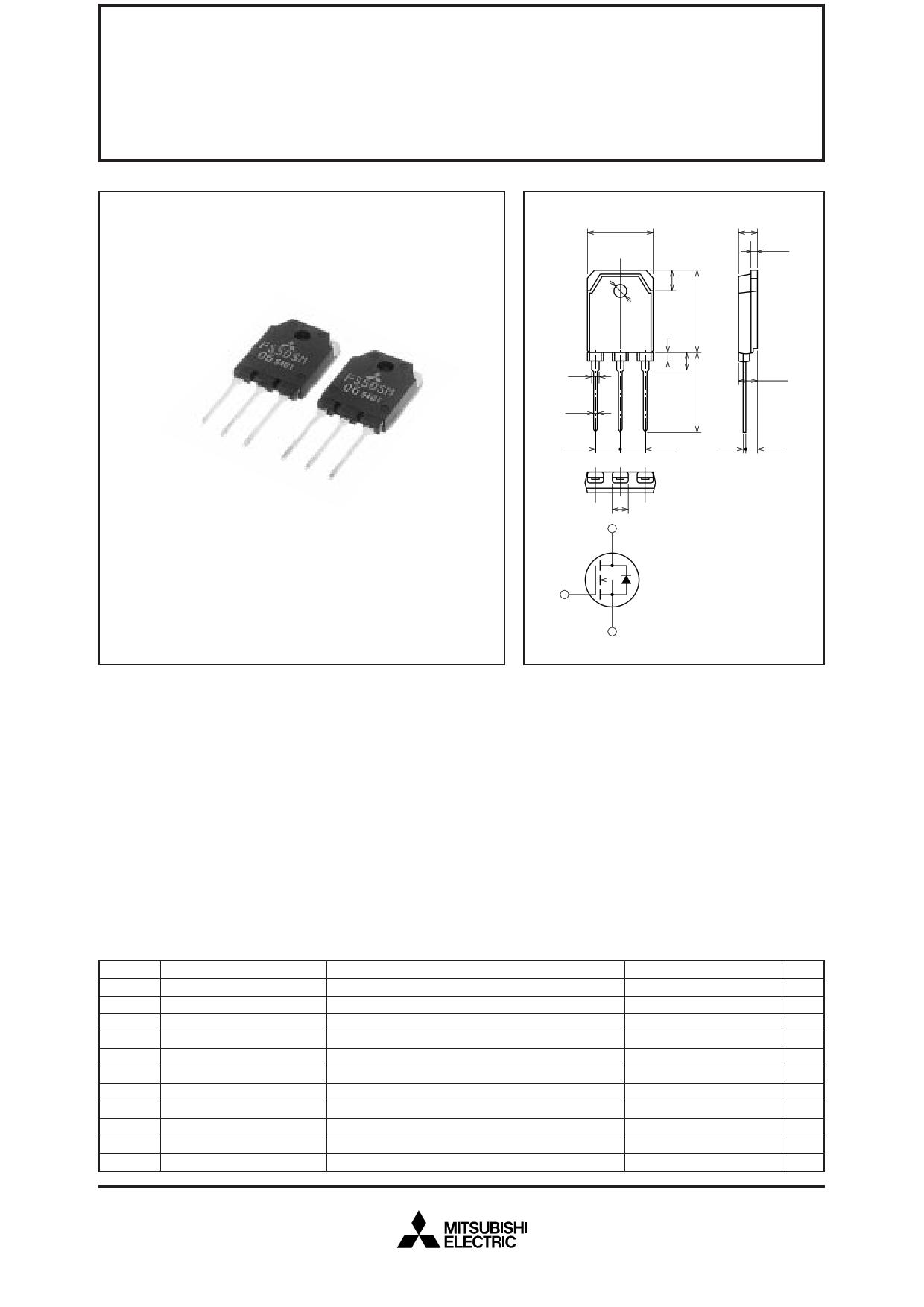 FS50SM-06 دیتاشیت PDF