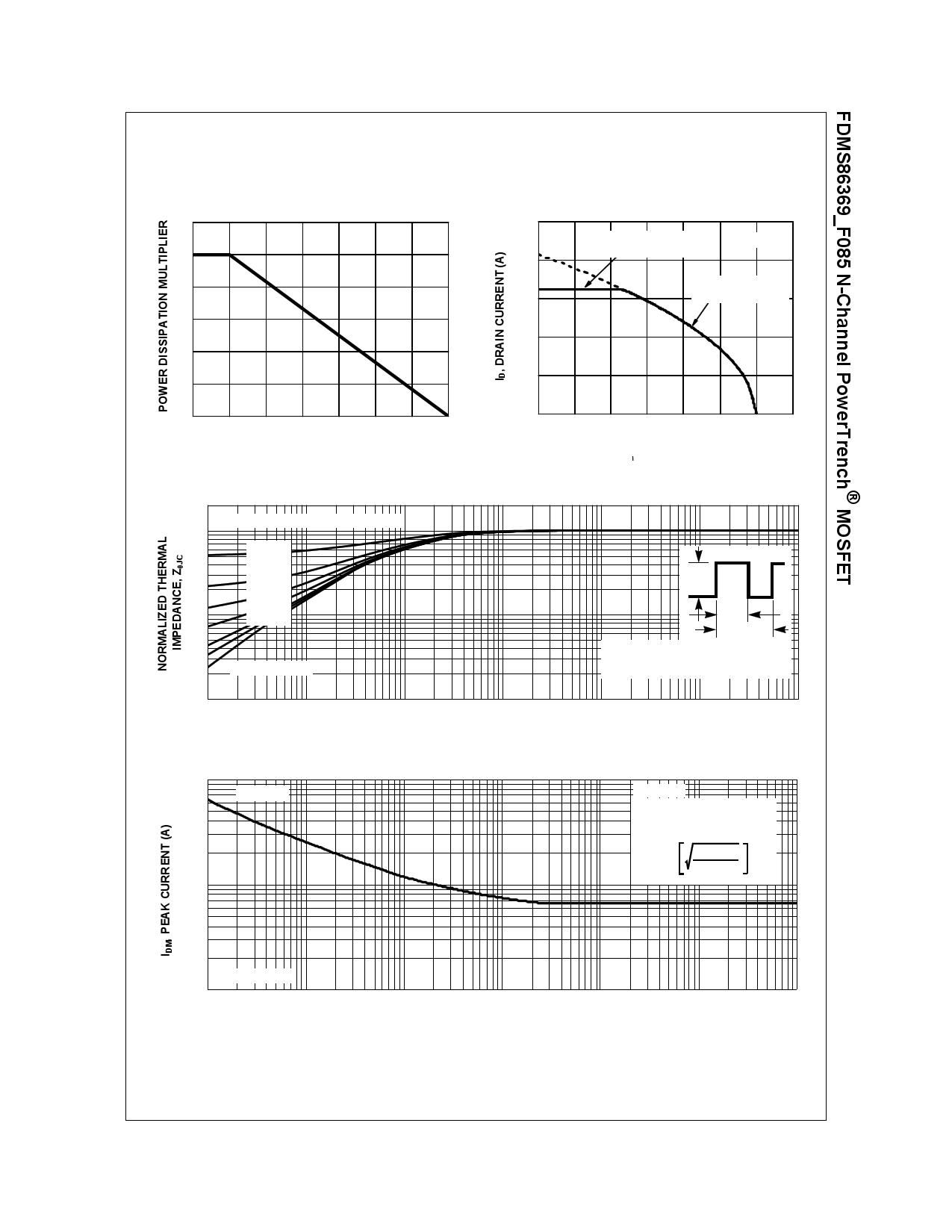FDMS86369_F085 pdf, ピン配列