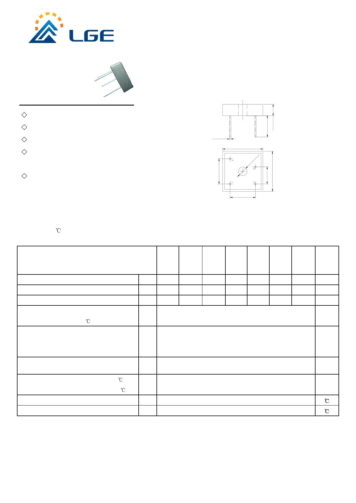 KBPC3501W دیتاشیت PDF
