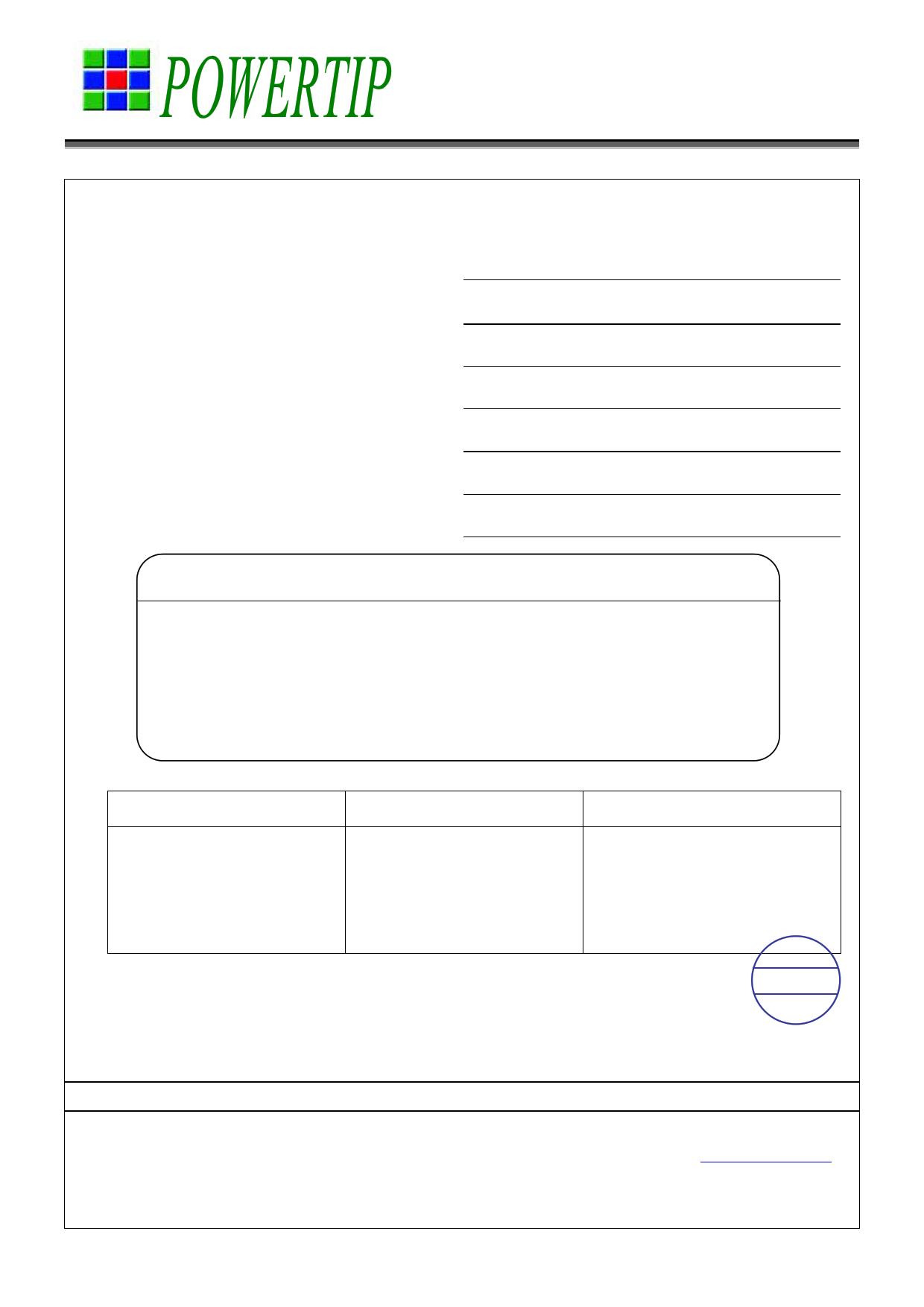 PE240128WRF-001-HC1Q 데이터시트 및 PE240128WRF-001-HC1Q PDF