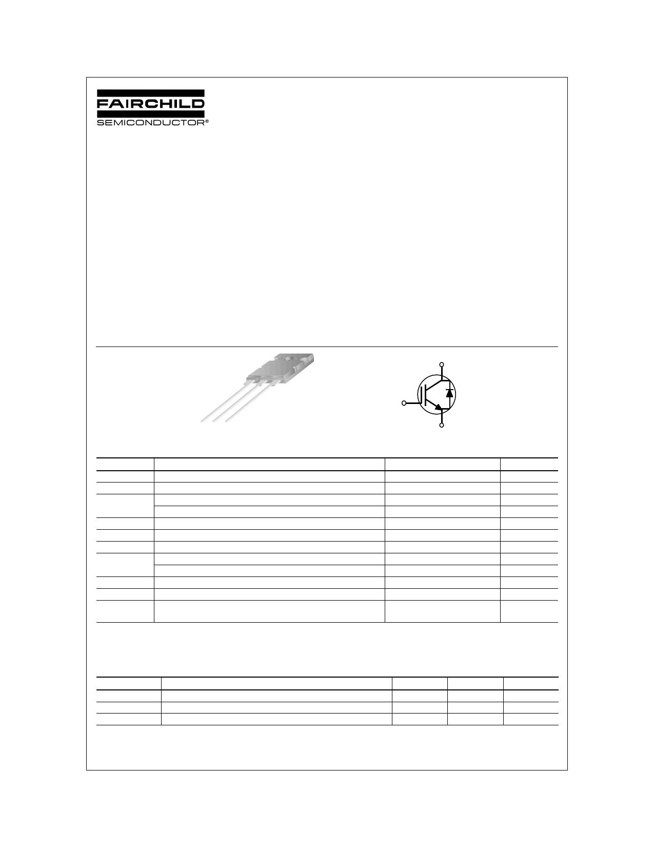 160N60UFD Datasheet