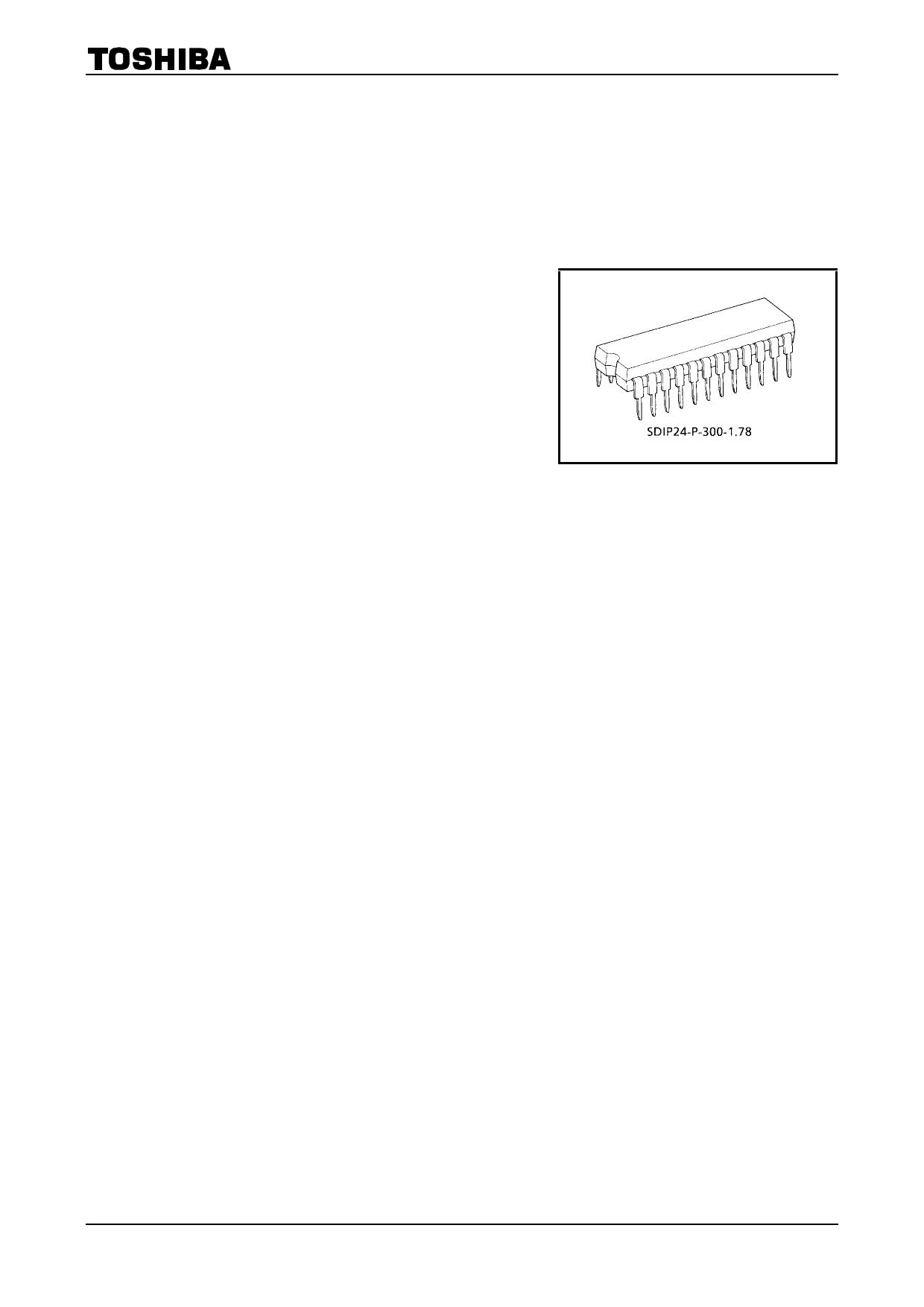 TA2068N دیتاشیت PDF