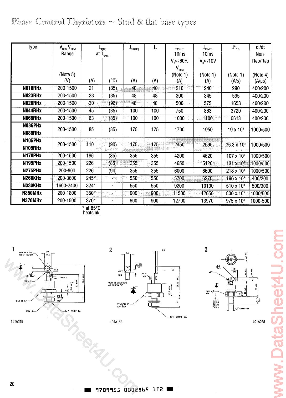 N044RH02 datasheet