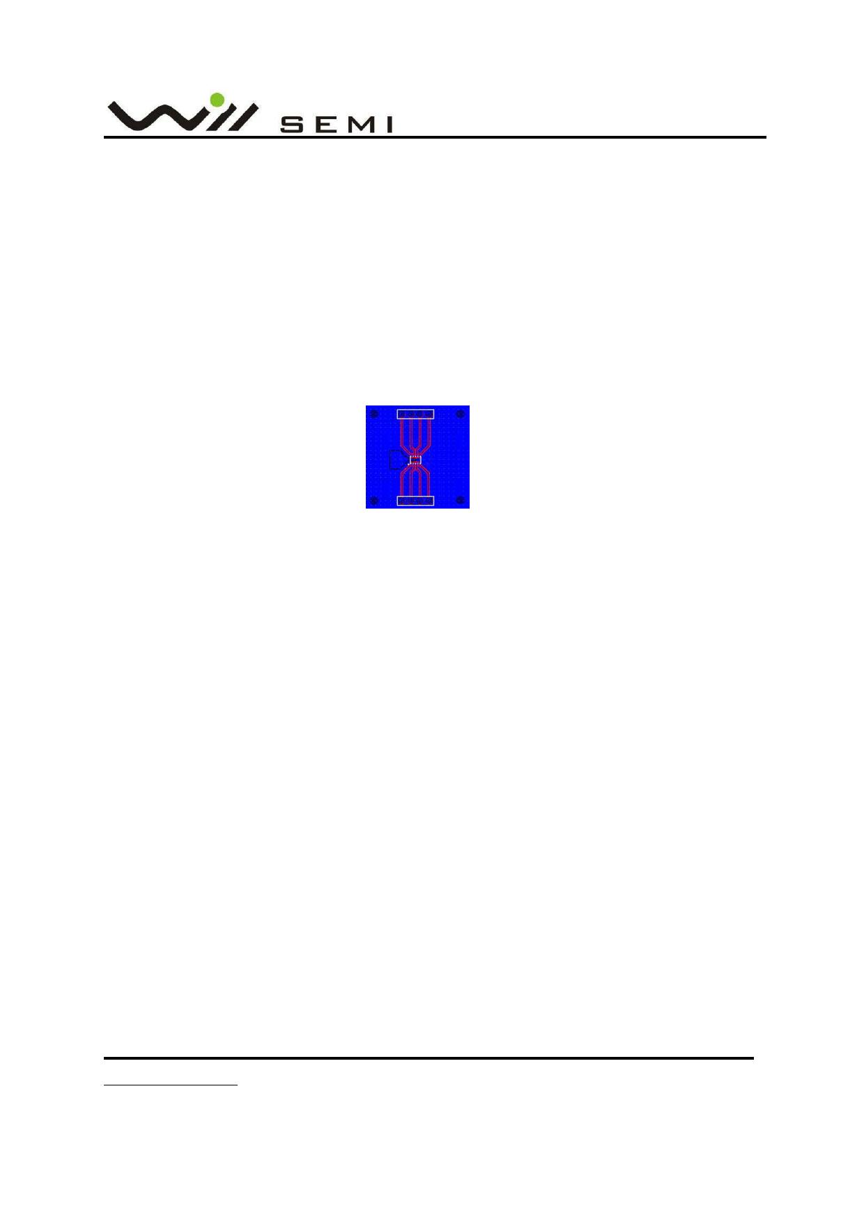 WPM2005 Datasheet, Funktion