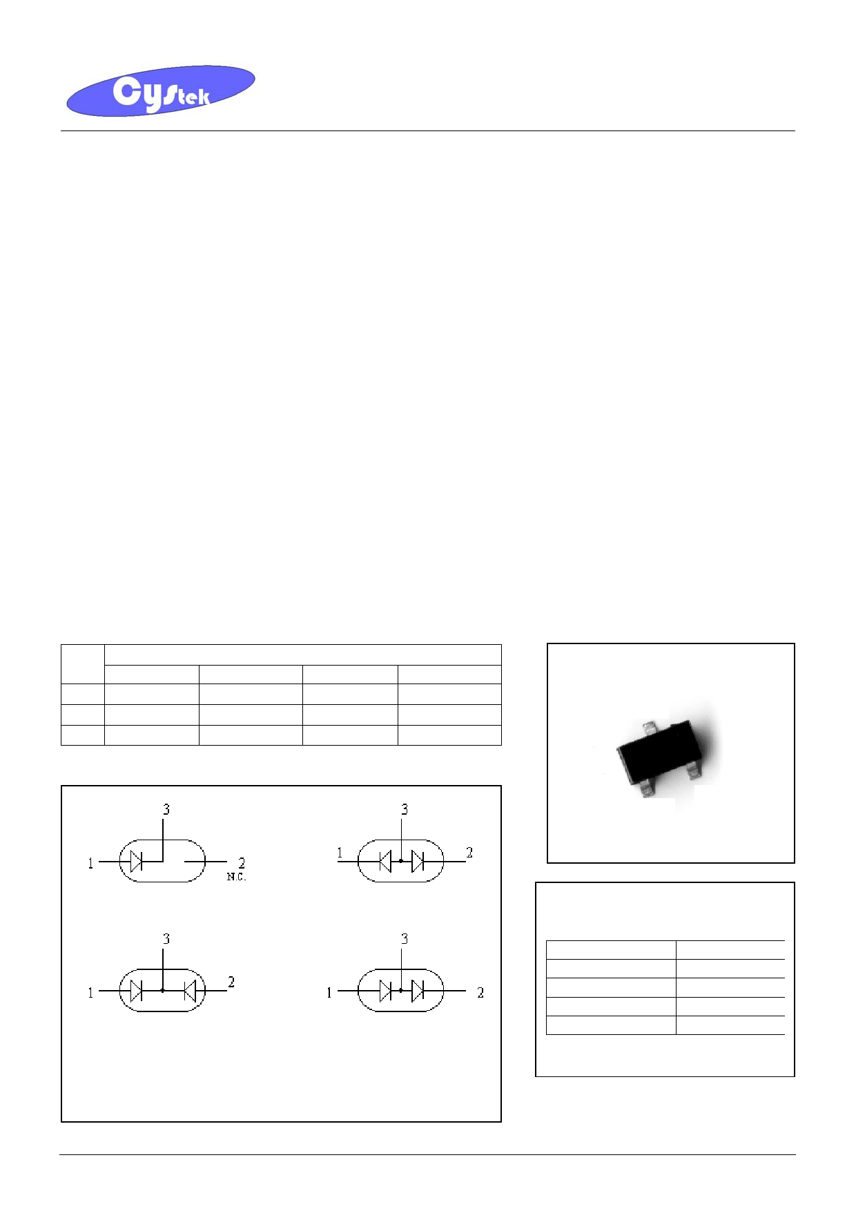 BAV23 دیتاشیت PDF