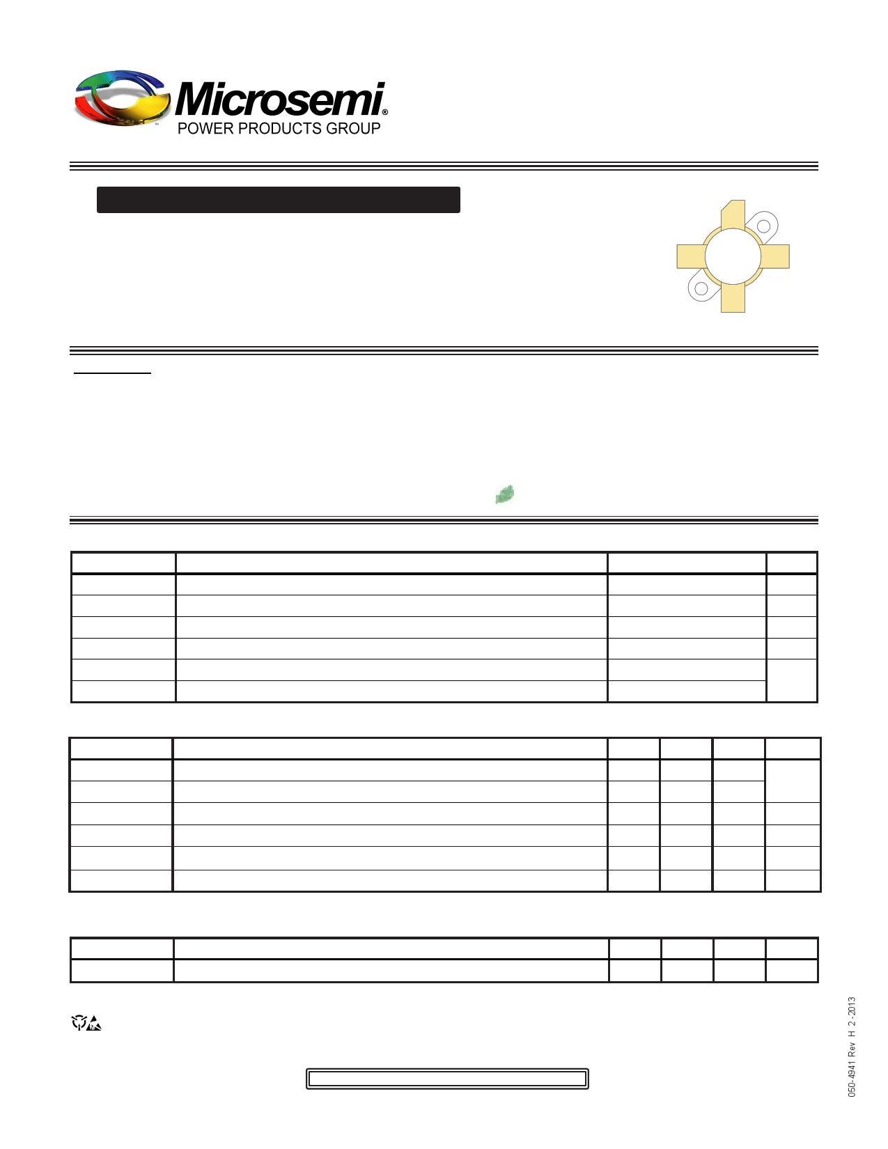 VRF2933 datasheet