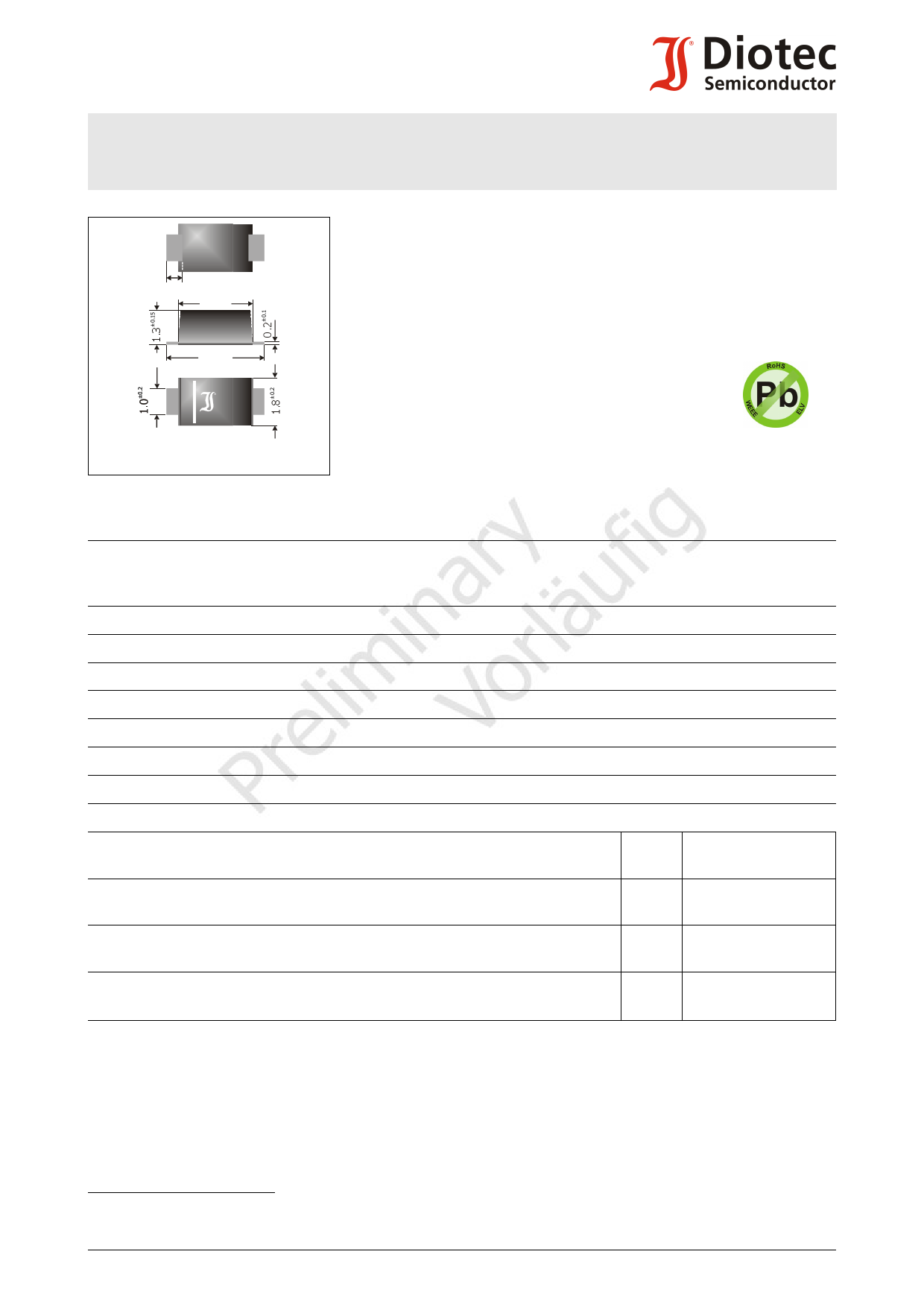 USL1B datasheet