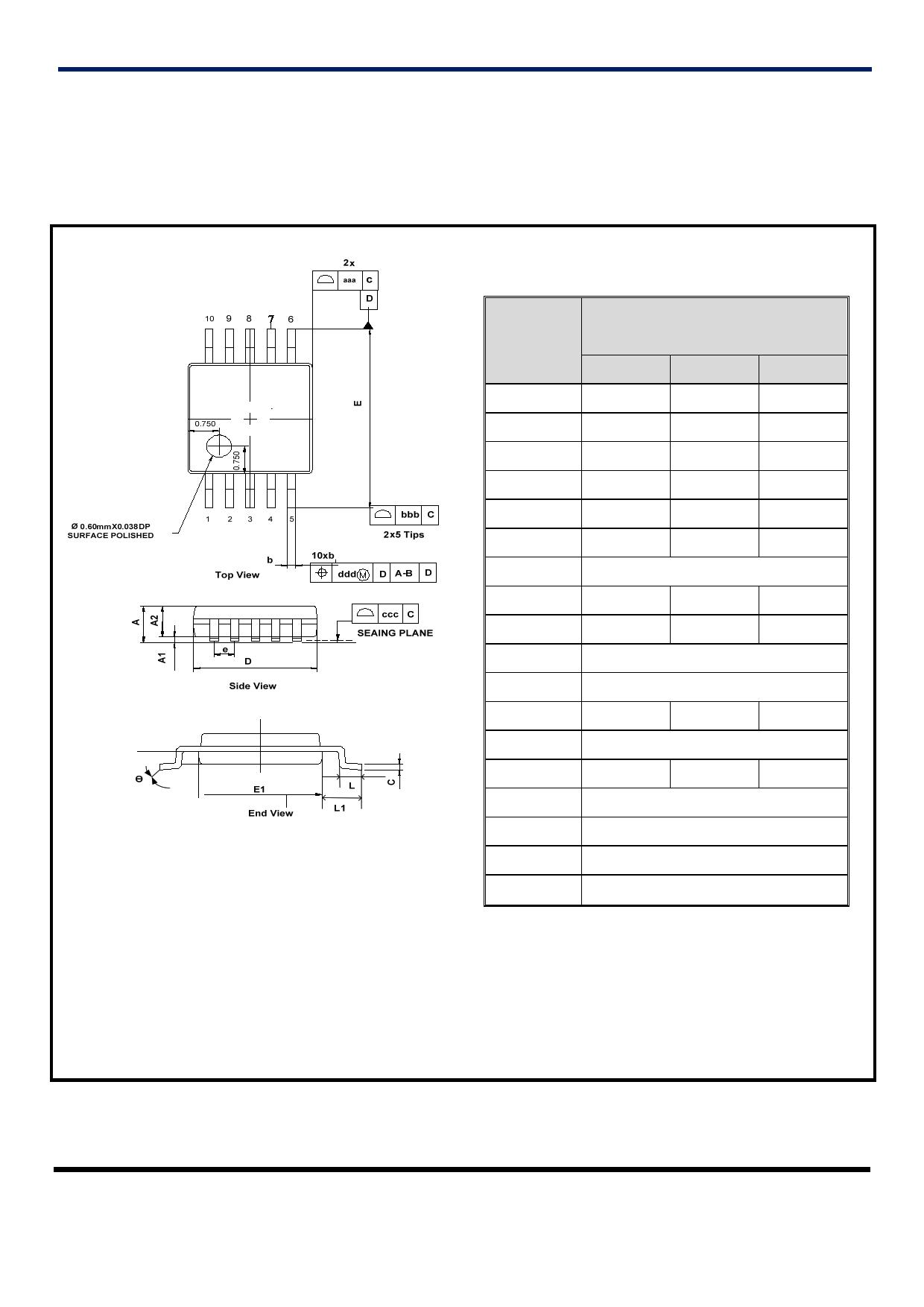 TPF605 pdf, datenblatt