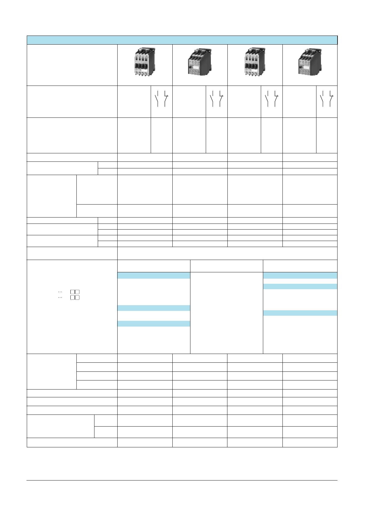 3TF34 Datenblatt PDF