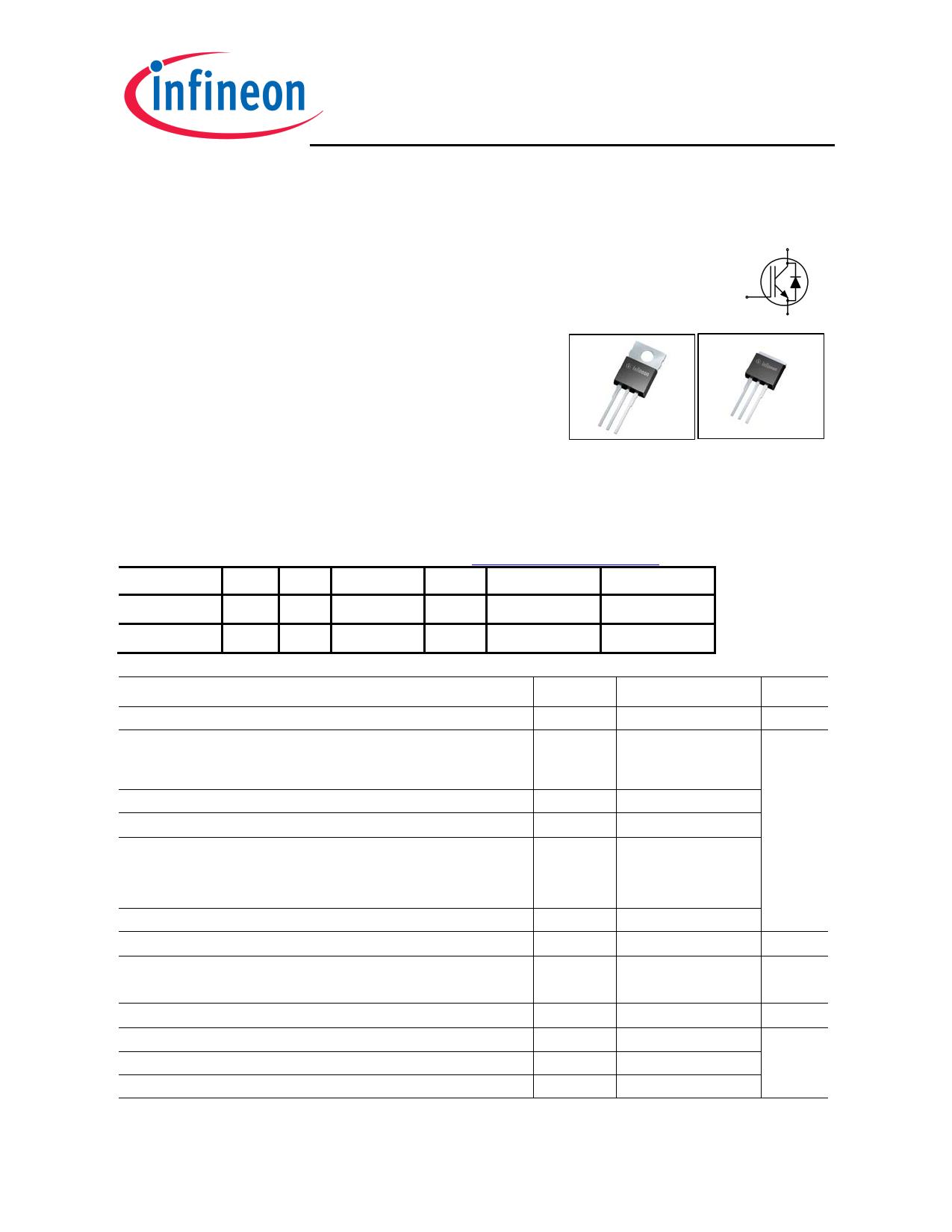 IKI04N60T Datasheet, IKI04N60T PDF,ピン配置, 機能