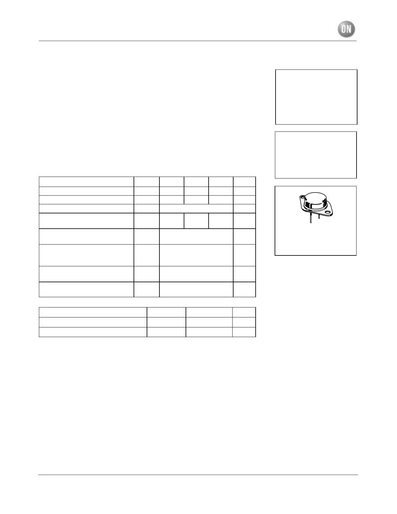 2N4399 datasheet