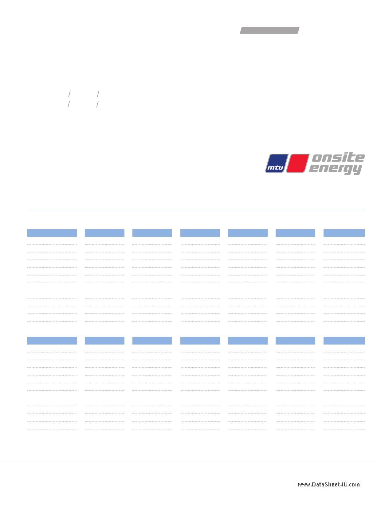 2000-XC6DT2 دیتاشیت PDF