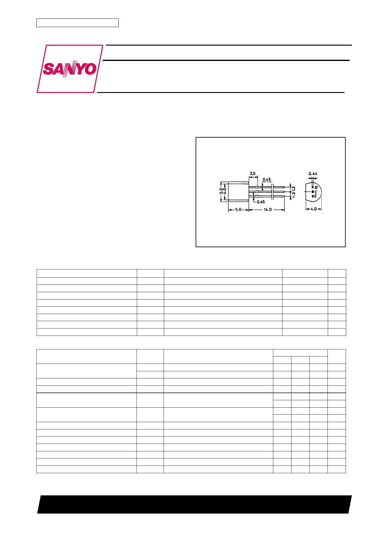 2SC3922 Datasheet, 2SC3922 PDF,ピン配置, 機能